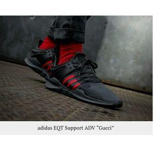 super popular cf80d 99fe3 adidas eqt gucci